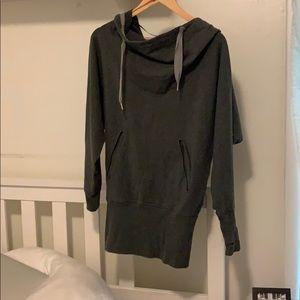 Lululemon grey sweatshirt